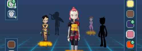 Mise à jour du jeu social Code Lyoko