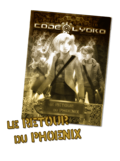 Couverture Code Lyoko Chronicles