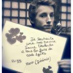 Photo de Marin pour la Saint Valentin