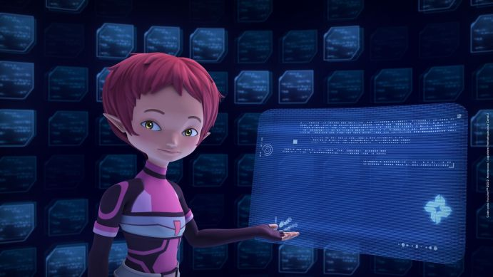 Photo inédite de l'épisode 13 de Code Lyoko Evolution