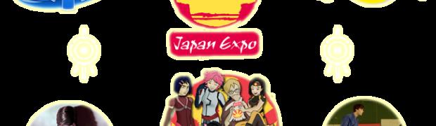 Mélanie Tran et Quentin Merabet à la Japan Expo !