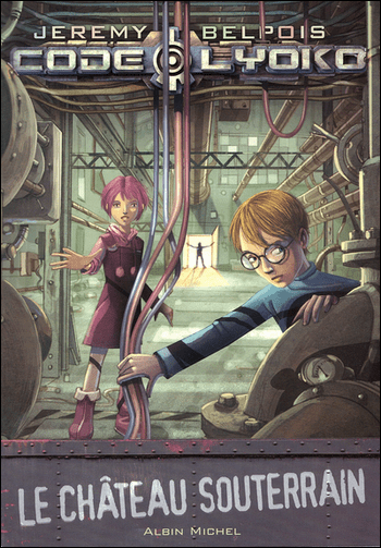 Couverture Code Lyoko Chronicles : Tome1