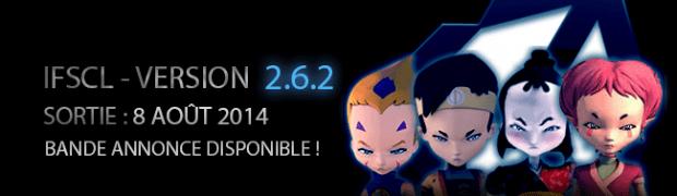 Bande-annonce de l'IFSCL 2.6.2 !