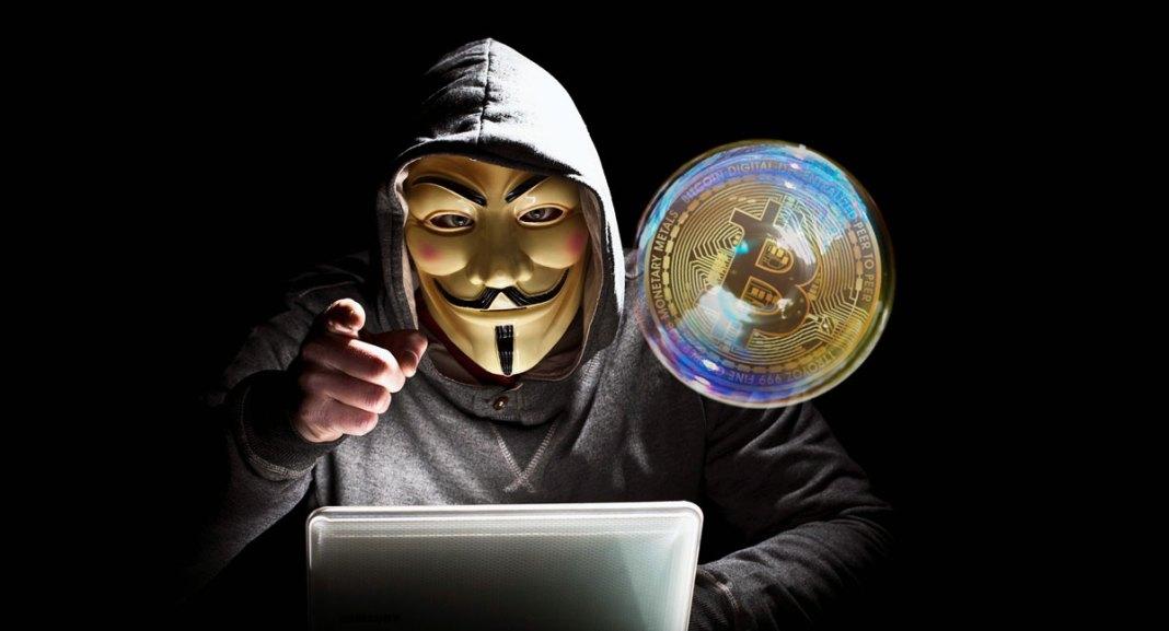 Bitcoin пузырь, преступник