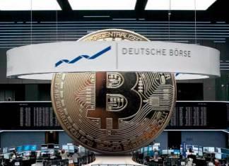 Deutsche Börse фьючерсы