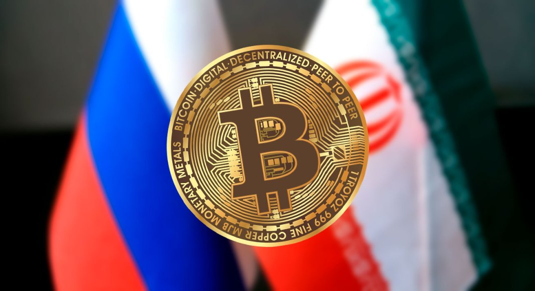 russia Iran cryptocurrency