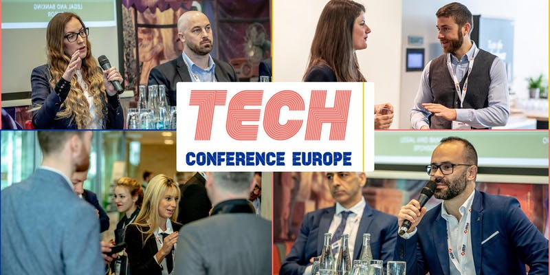 Tech Conference Europe 2019 (TCE2019) Will  Take Place in Prague