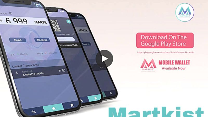 Martkist Mobile Wallet: An Overview