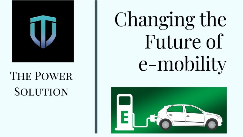 A Coin Ready to Change the Future of e-mobility | The Power Solution Project