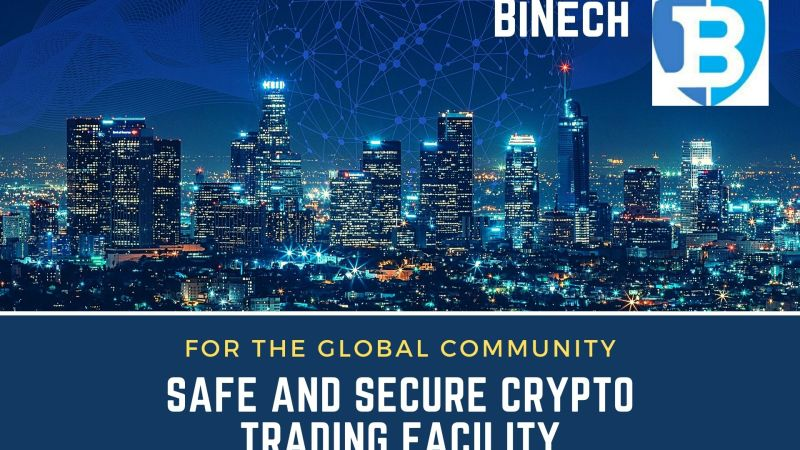 BiNech: Bring Safe and Secure Crypto Trading Facility for the Global Community