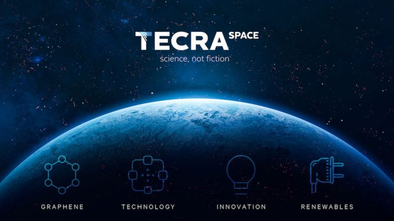 Tecra Space | Enabling Investors to Become a Part of the Future with Blockchain Crowdfunding Securely
