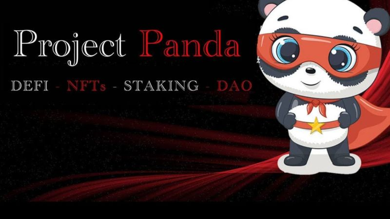 Project Panda NFT Exchange Platform for Creators and Deliver Social Contributions