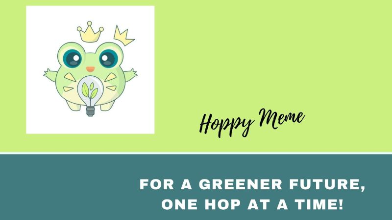 Hoppy Meme – Using the Meme Revolution to Create a Platform for Supporting a Sustainable Earth