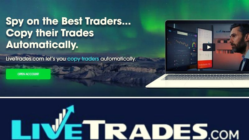 LiveTrades | Offering Real-Time Live Trading Account Tracking With Automated Functions for Investing