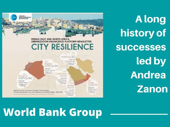World Bank Group – A long history of successes led by Andrea Zanon