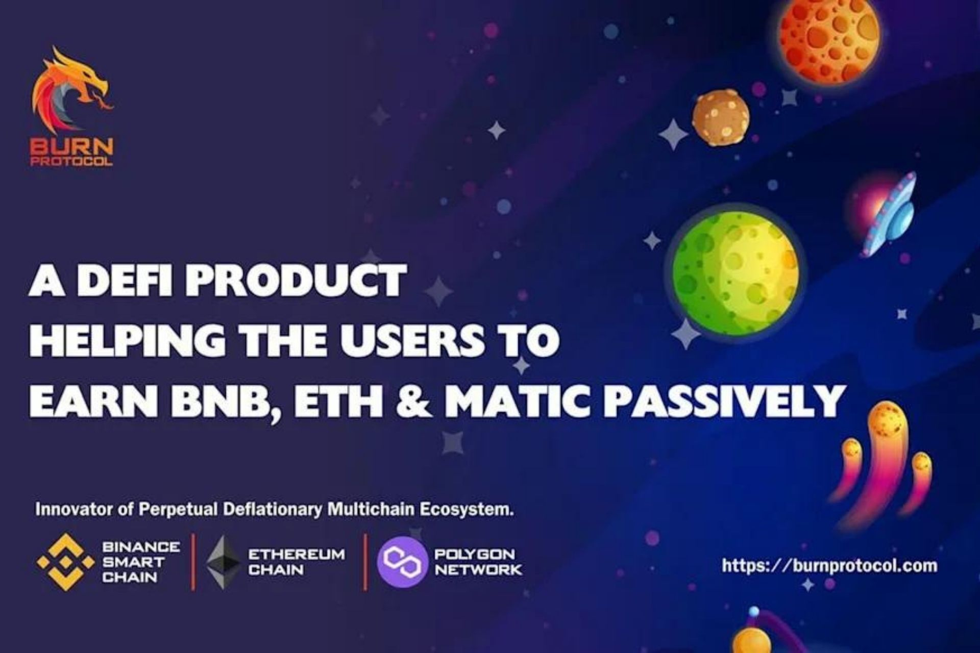 Burn Protocol | A Multi Chain Protocol With Burning Mechanism