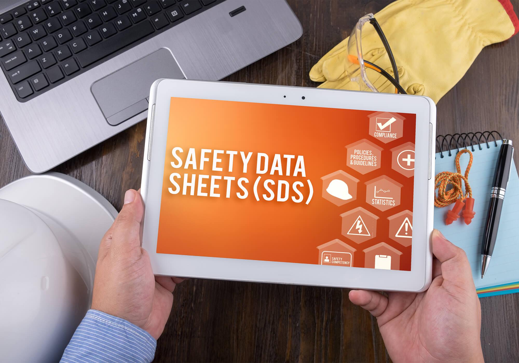 Safety Data Sheets Program