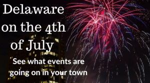 Photo of Fireworks and July 4th Events