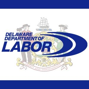 Picture of the Delaware Department of Labor Logo and State Seal