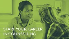 Start a career in Counselling