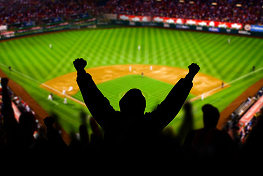 Baseball S Best Fans Emory Expert Ranks Which Teams Are