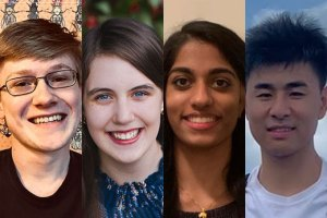 Four Emory students win a Goldwater Scholarship for mathematical, scientific research    Emory University