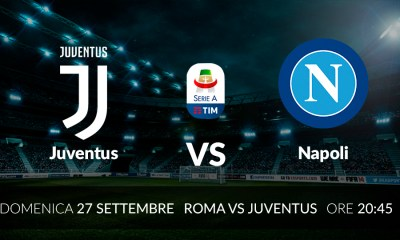 I big match di domenica