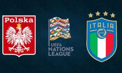 Nations League: Polonia – Italia