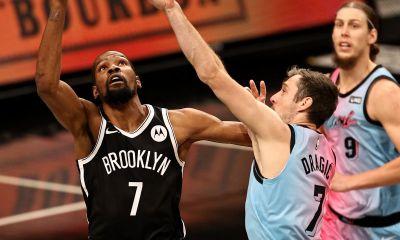 L'NBA di lunedì 25 gennaio