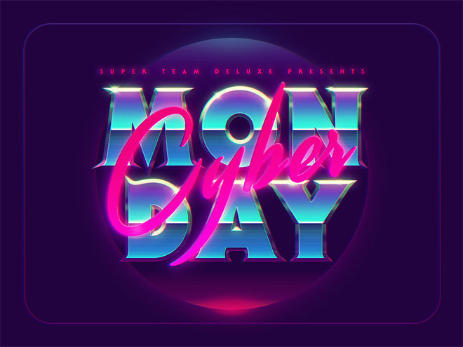 Cyber Monday by Justin Mezzell