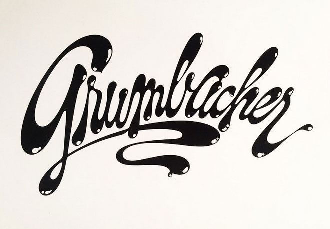 Grumbacher Logo by Lubalincenter