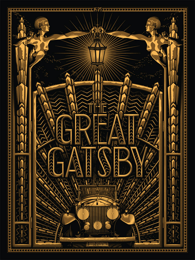 Well Read: The Great Gatsby by Tracie Ching