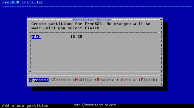 Partition Editor