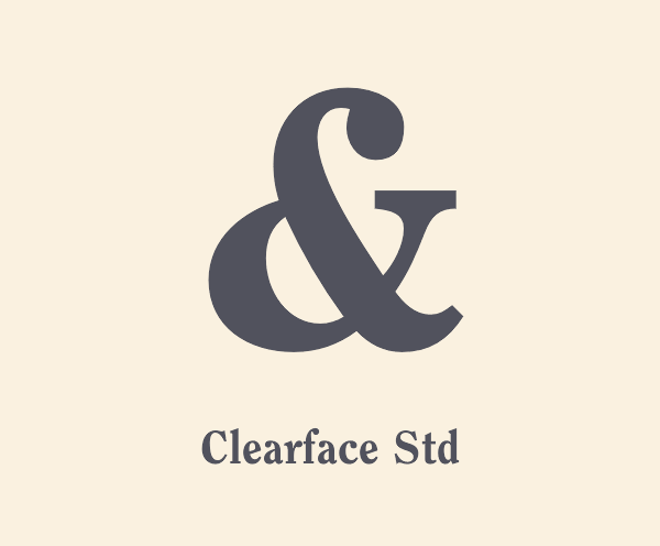 Clearface