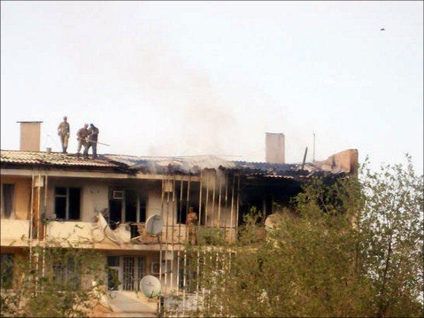 Exploding Abadan