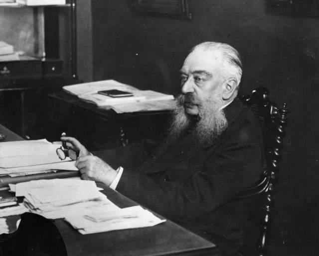 Birinci Dünya Savaşı'nın başlangıcında başbakanlık koltuğunda Ivan Goremikin oturuyordu