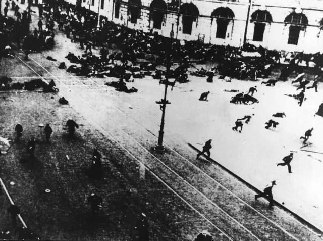 Temmuz olayları sırasında eylemcilerin üzerine ateş açılmış ve hayatını kaybedenler olmuştu