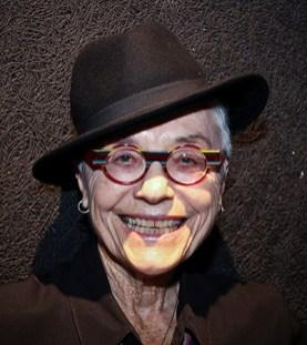 Barbara Hammer. Photo by Jim Norrena.