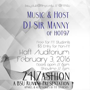 bsu fashion show