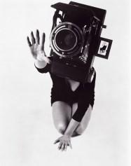 Phantom Limb, Reach, 1986, photograph, 101.6 x 76.2 cm.