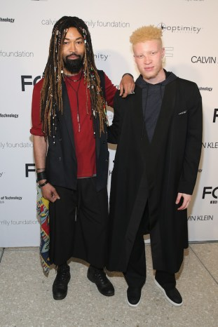 Ty Hunter and Shaun Ross