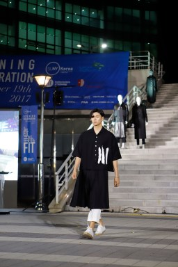FIT at SUNY Korea Fashion Show