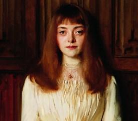 John Singer Sargent, Miss Elsie Palmer, 1889-1890 (Colorado Springs Fine Arts Center).