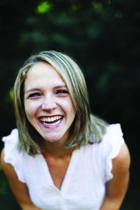 Author Mary Pilon