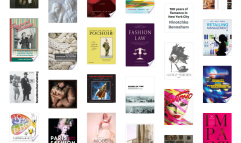 screenshot of portion of FIT Authors publications page with book covers