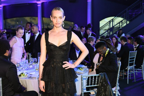 Amber Valletta (Photo: BFA for FIT)