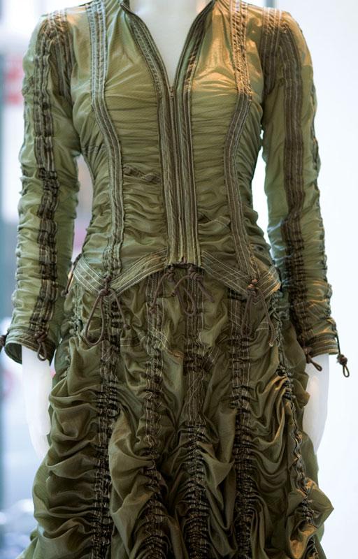 Parachute dress, 2007.
