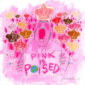 Melanie Reim, Pink Is Poised
