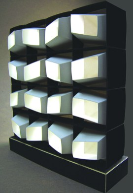 model of a cellular wall