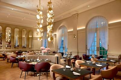 La Dame de Pic, Raffles Hotel, Singapore.